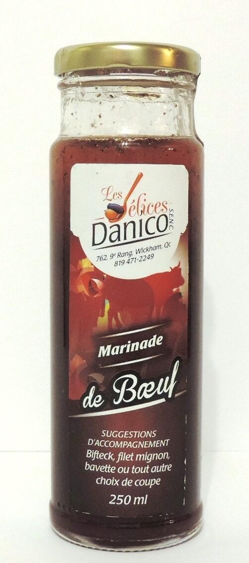 Marinade boeuf 250 ml