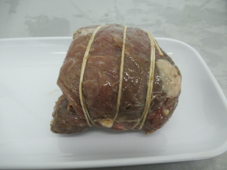 Agneau-Rôti de surlonge d'agneau