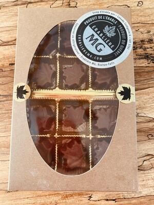 Chocolat au beurre d'érable
