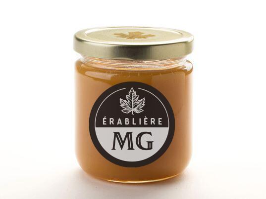Caramel érable et miel