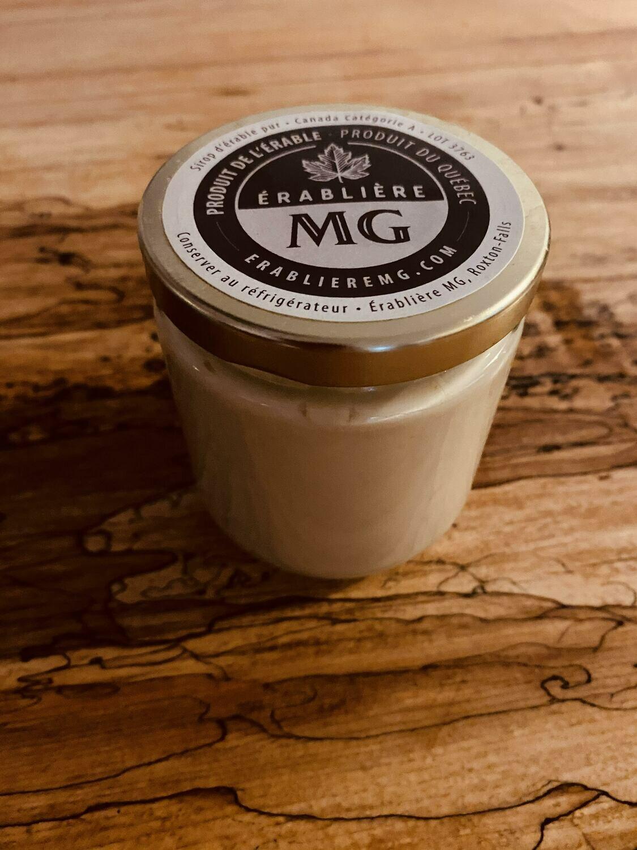 Crème glacée érable et lavande