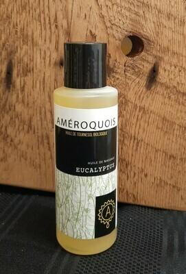 Huile à massage Eucalyptus