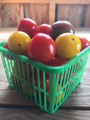 Tomates cerises mélangées 600g