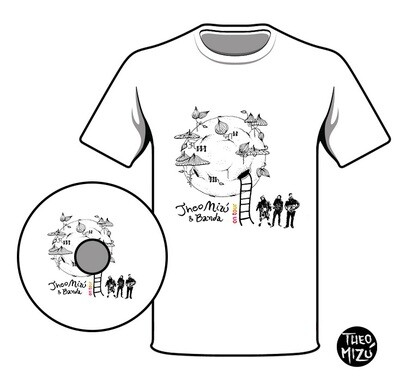 On Tour CD + T Shirt