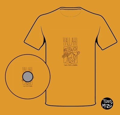 Yallah! CD + T Shirt