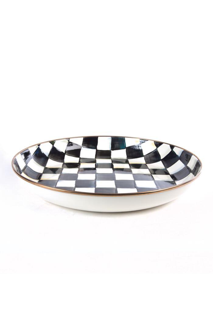 CC enamel abundant bowl