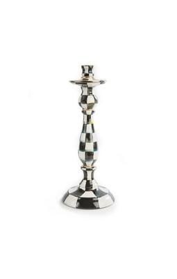 CC enamel candlestick large