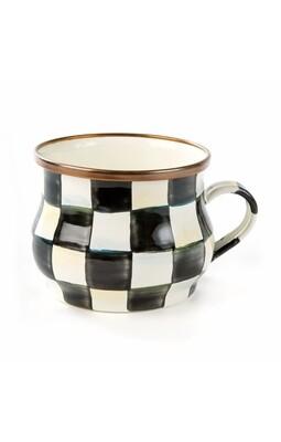 CC Enamel Teacup