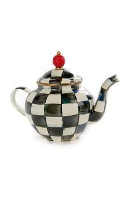 CC Enamel Teapot 4c