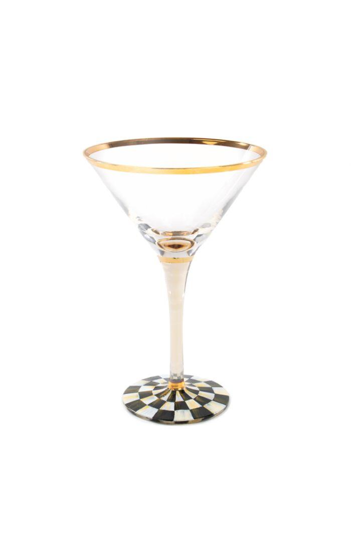 CC martini glass