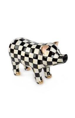 CC pig figurine