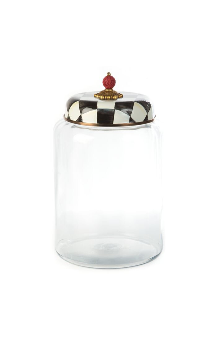 CC storage canister biggest