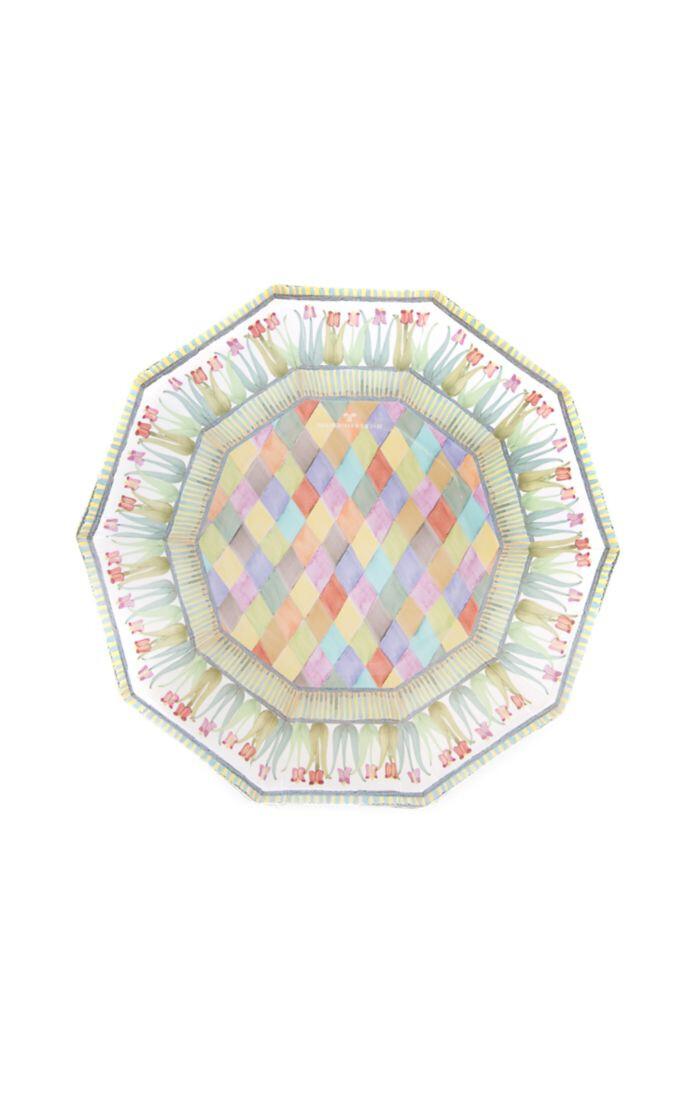 Poplar ridge paper plates salad/dessert