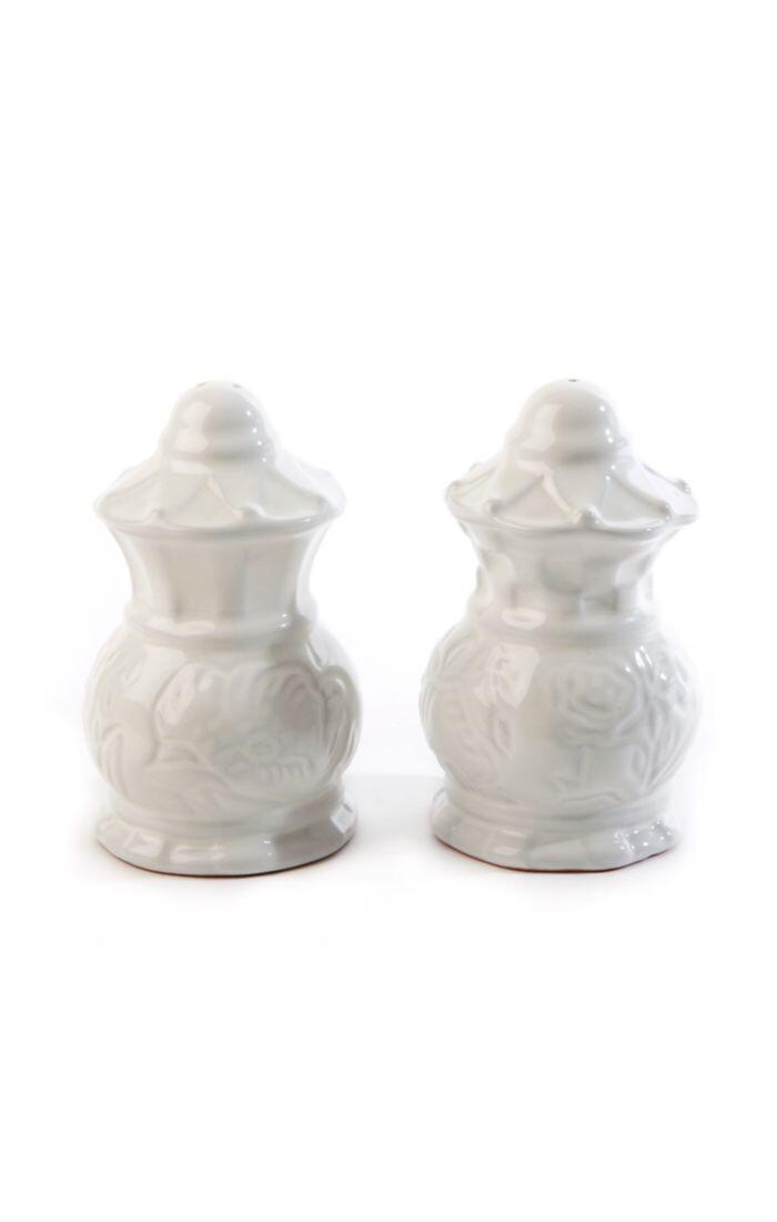 Sweetbriar salt and pepper shaker set