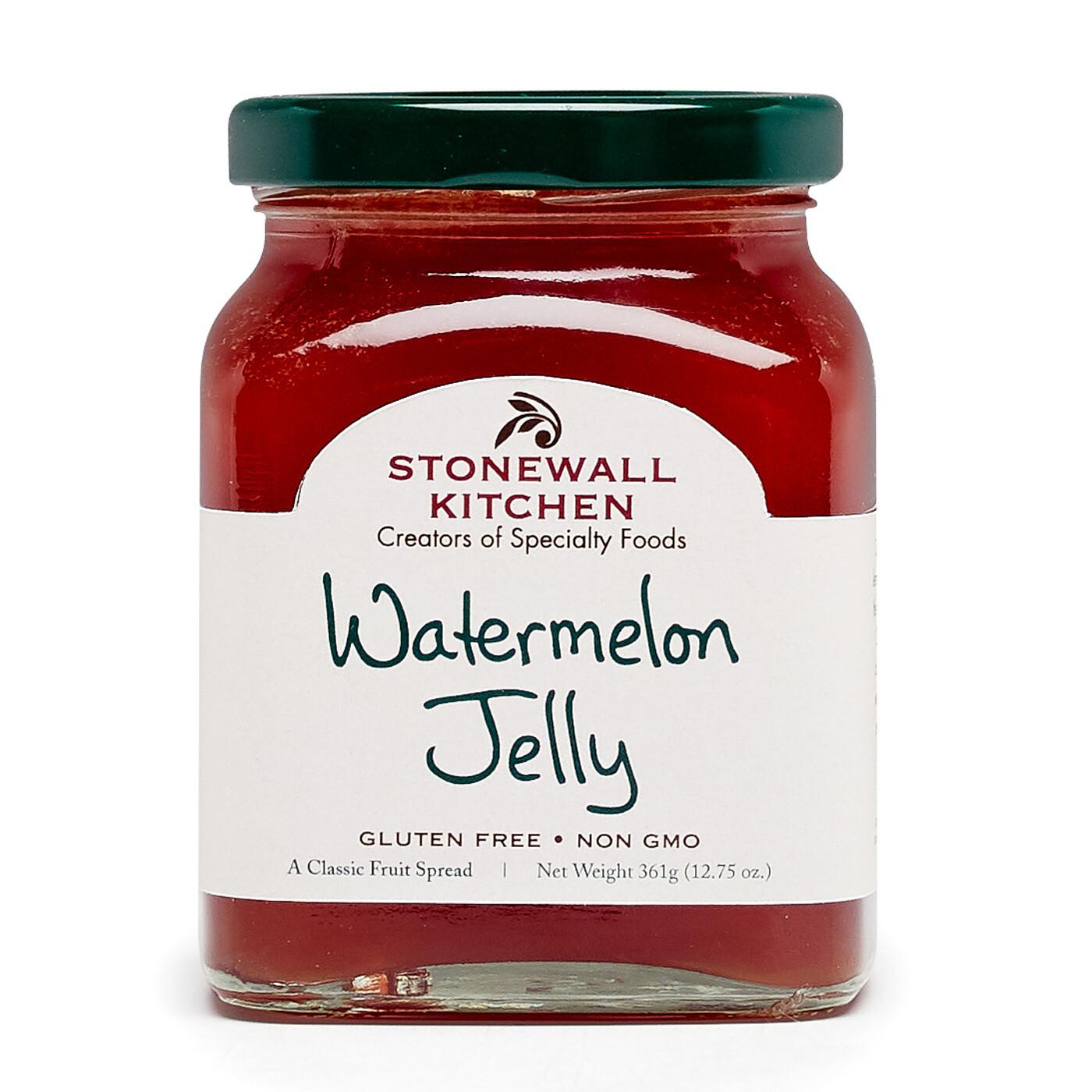 Watermelon jelly