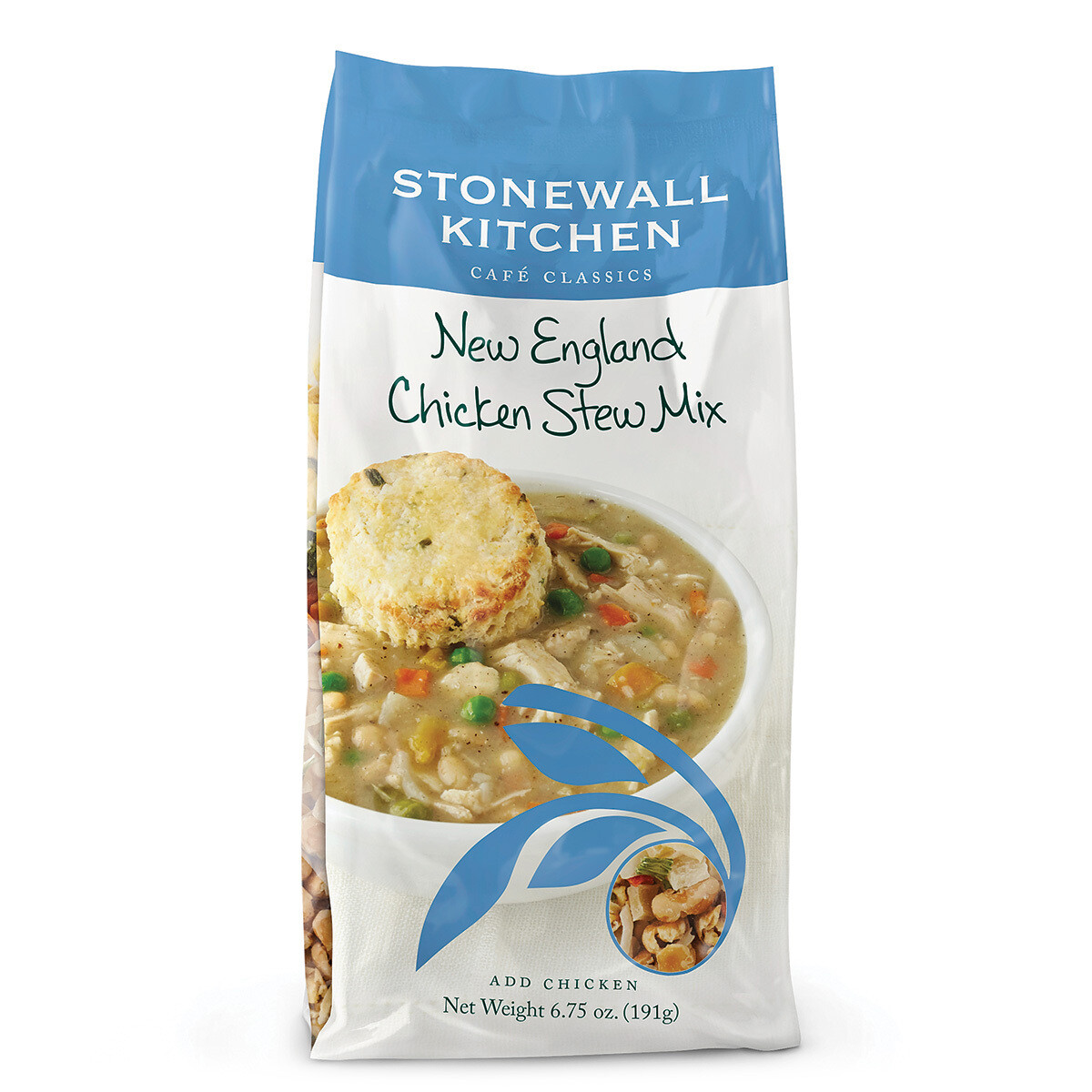 New England chicken stew mix