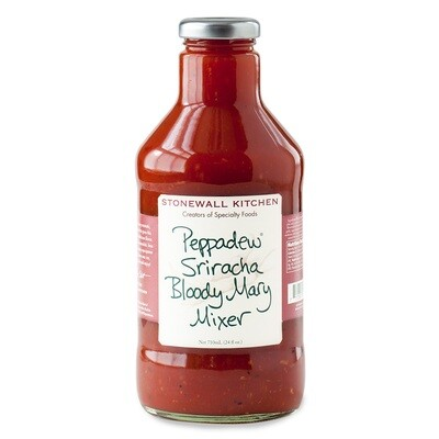 Peppadew sriracha bloody mary mixer