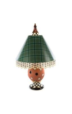 Concertina globe lamp