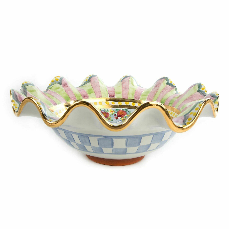 Taylor fete medium serving bowl