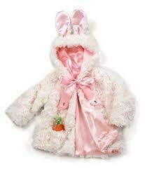 Original cuddle coat bunny 6-12 months