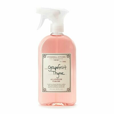 Stonewall Kitchen Grapefruit thyme all purpose cleaner