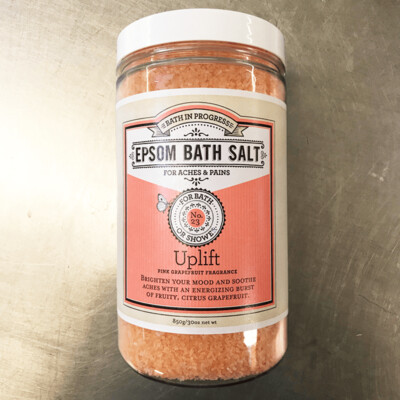 Epsom bath salt Uplift