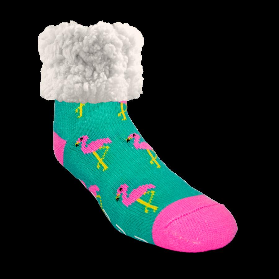 Pudus classic socks flamingo