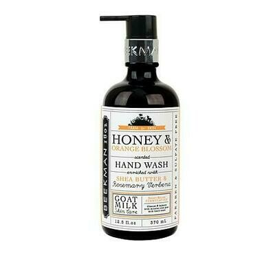 Beekman hand wash honey and orange blossom