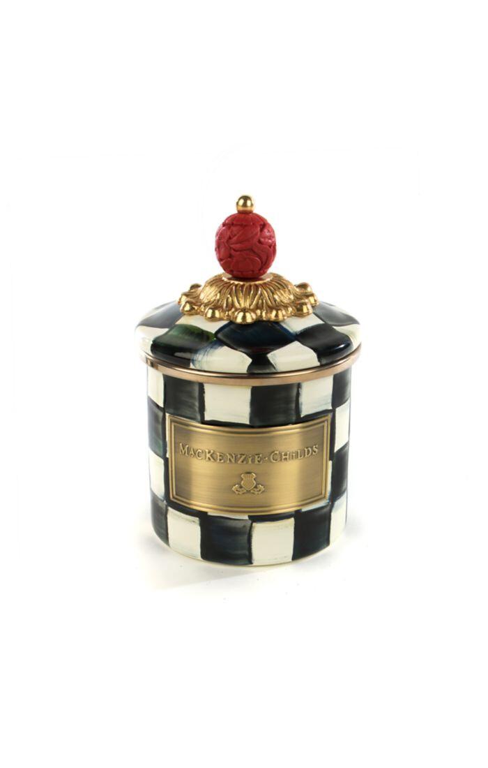CC enamel canister mini