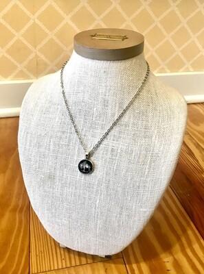 Buffalo necklace nickel