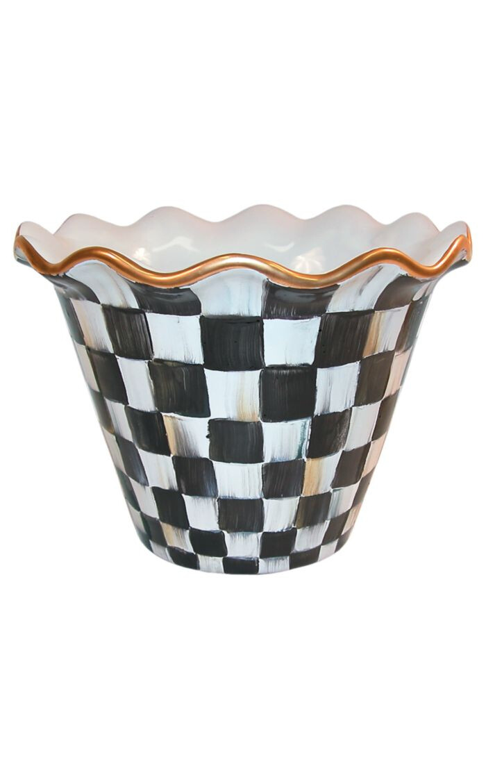 CC flower pot 8 inch