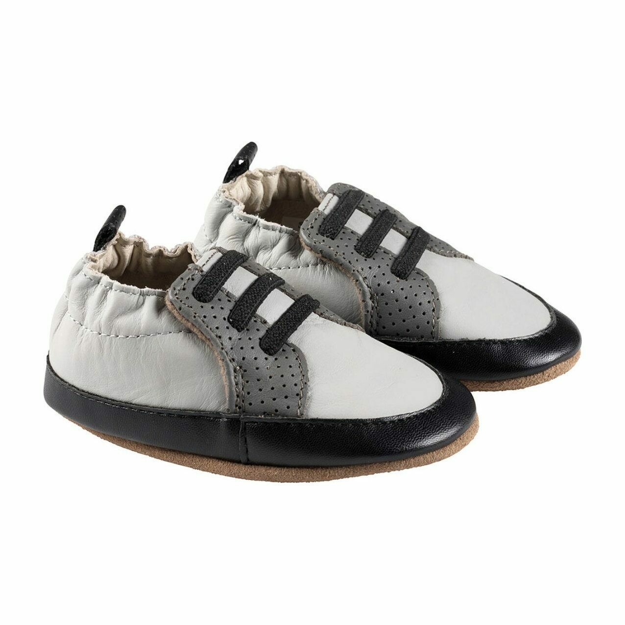 Robeez Trendy trainer grey 6-12