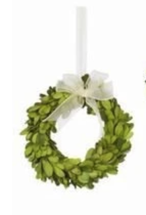 Boxwood wreath small