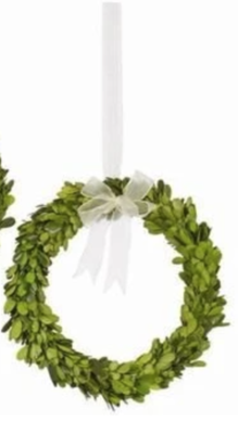 Boxwood wreath large