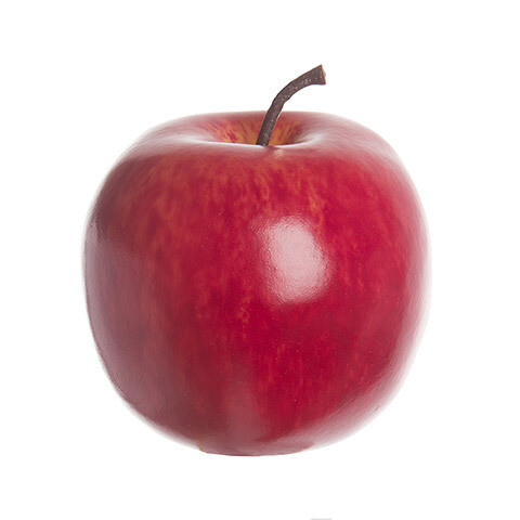 Gala apple red