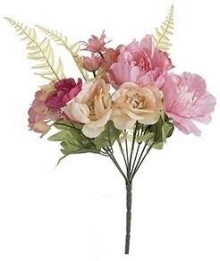 Peony mix bouquet pink