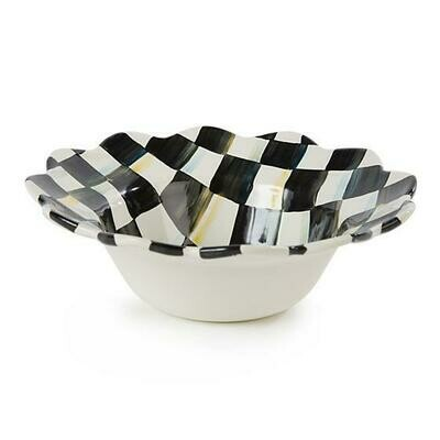 CC enamel petal breakfast bowl