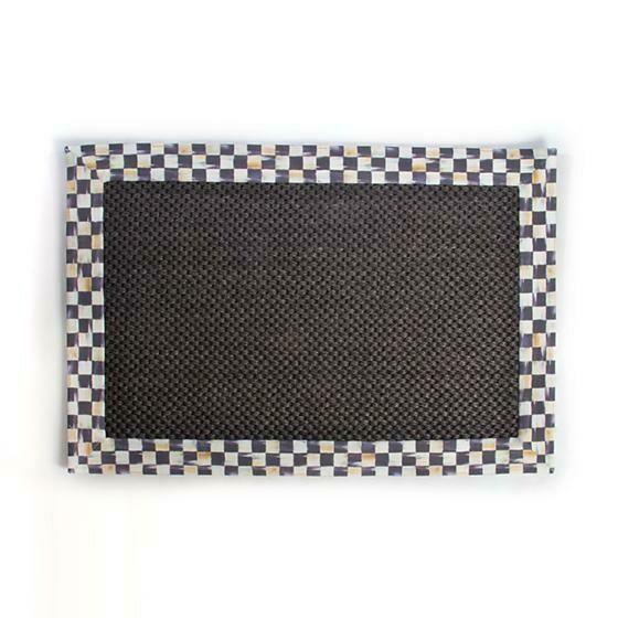 CC sisal rug 2x3 black