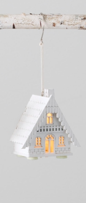 LED house orn C