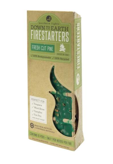 Fire starters fresh cut pine
