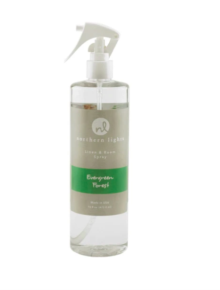 Room spray evergreen forest