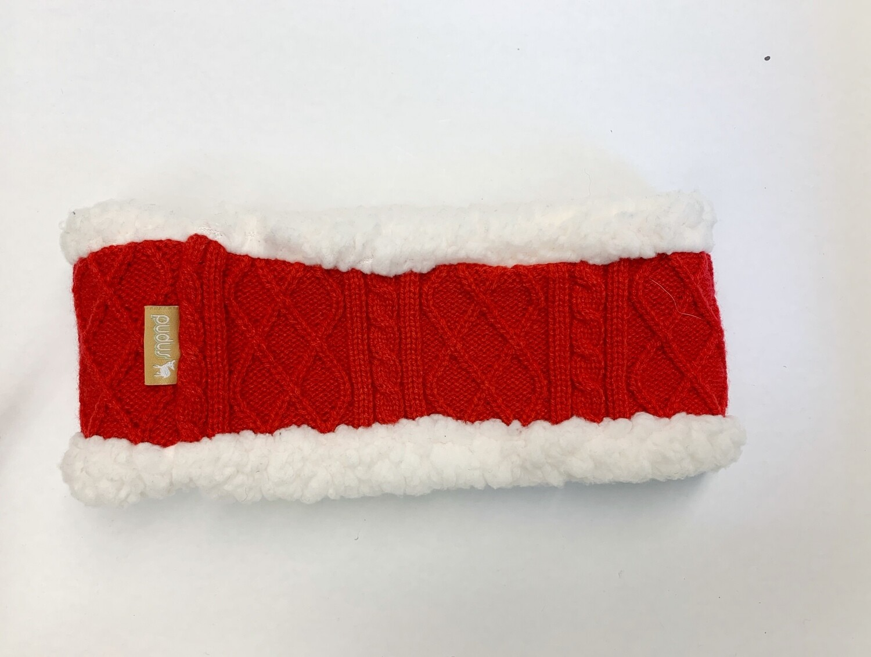 Pudus headband red