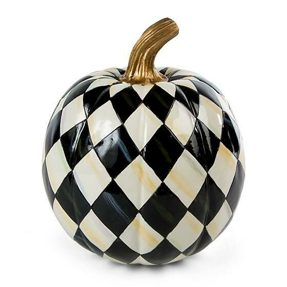Courtly harlequin pumpkin small