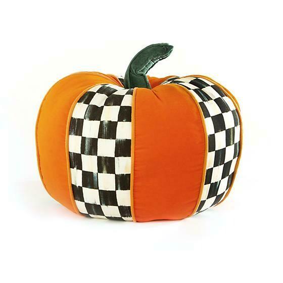 Pumpkin pillow large