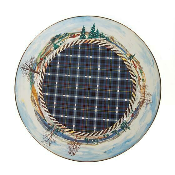 Highbanks serving platter