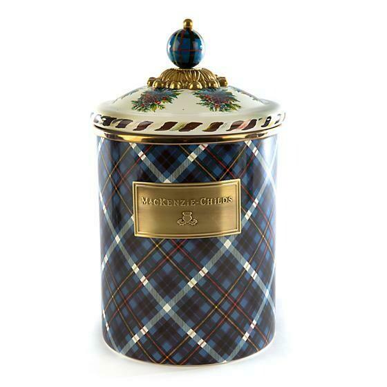 Highbanks canister medium