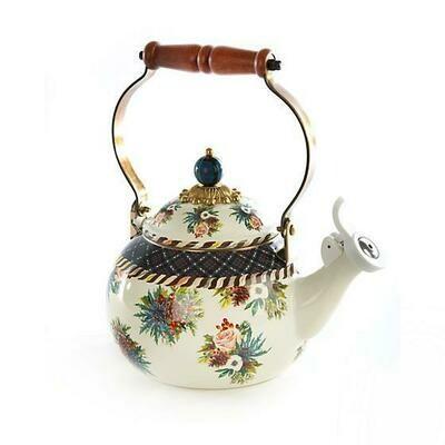 HIghbanks whistling tea kettle 2 qt