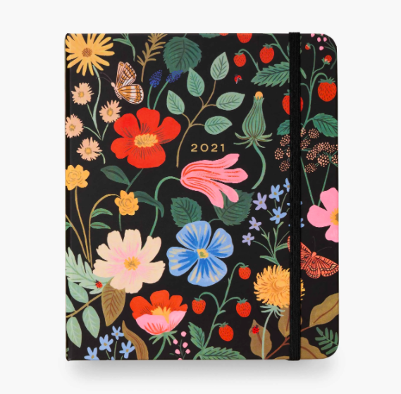 2021 strawberry fields covered planner