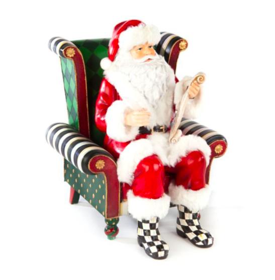 Wish list santa