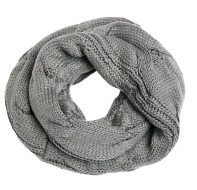 Logan scarf gray